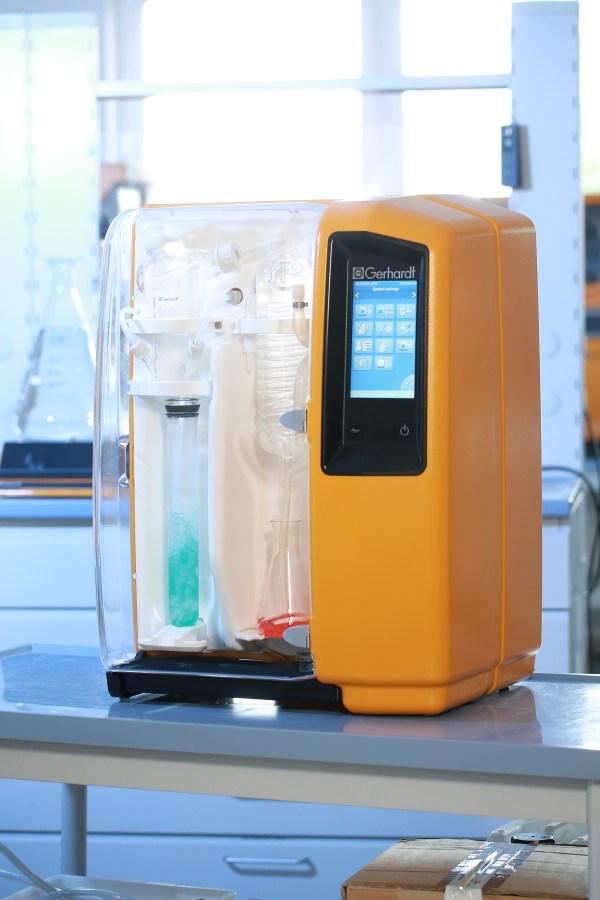 sistema de destilacion vapodest 300 modelo vapodest 300 sica medicion