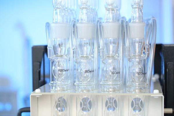 sistema de digestion quimica marca gerhardt sica medicion