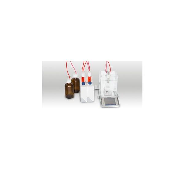 sistema de medicion de viscosidad procesador modular marca lauda scientific sica medicion