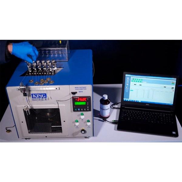 viscosimetro mini rotatorio modelo mrv tp 1 sica medicion