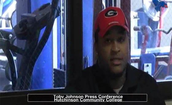 Toby Johnson