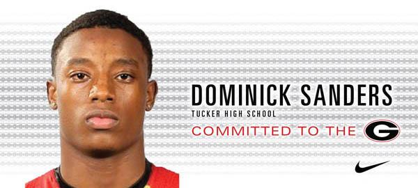 Dominick Sanders