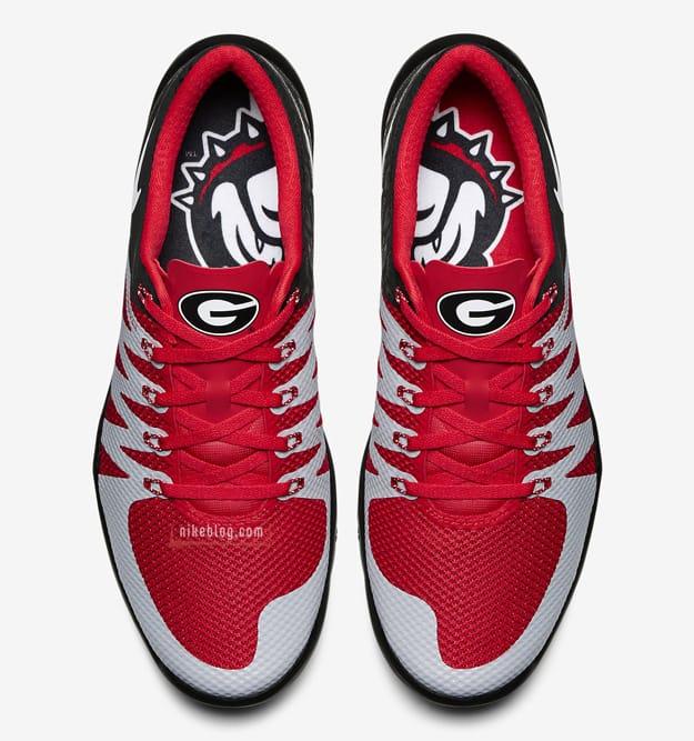 Georgia Bulldogs Nike Shoes