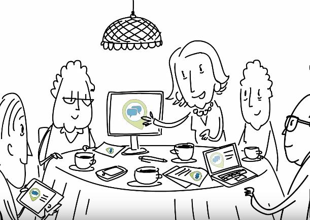 Digital-Kompass für ältere Menschen ist online