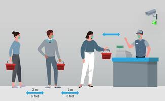 Ein Kamera-Ampelsystem sorgt für die Einhaltung von Social Distancing Regularien, der automatisierten Überprüfung des ordnungsgemäßen Tragens von Mund-Nasenschutz sowie der Messung und das Monitoring von erhöhten Körpertemperaturen.