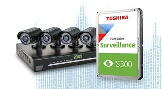 Videoüberwachungssysteme sollten nur die für diesen Zweck konzipierten Speichermedien nutzen.