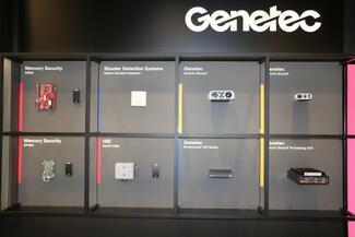 Laut Studie ist Genetec der weltweit am schnellsten wachsende Anbieter von Zutrittskontrollsoftware.