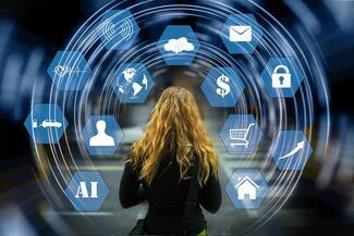 Künstliche Intelligenz (KI) kann Sicherheitskontrollen und Gefahrenabwehr verbessern. Der Faktor Mensch spielt aber weiter eine wichtige Rolle.
