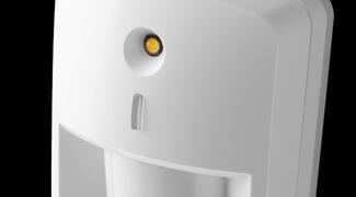Die neue PIR-Netzwerkkamera V3 vereint Bewegungsmelder und Überwachungskamera.