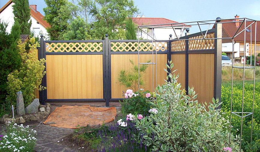 Sichtschutz Für Terrasse Hier Ab Werk Kaufen