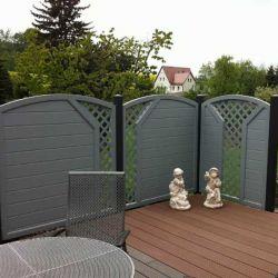 Sichtschutz Pflanzkasten Terrasse Kreatif Von Zu Hause Design Ideen