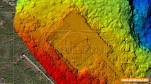 Modello digitale del terreno.