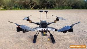 NUT 1 - Drone multiruolo