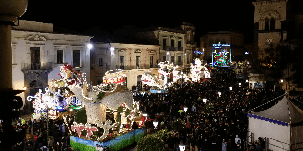 Char Carnaval Acireale