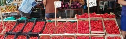 Les marchés de Palerme
