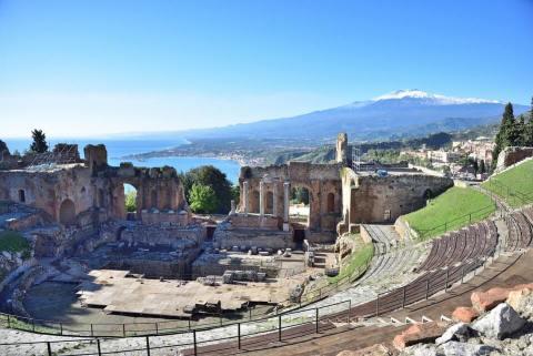 Theatre antique Taormina