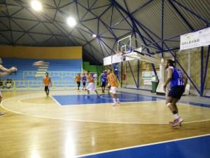 Amichevole Cocuzza San Filippo del Mela - Amatori Basket Messina