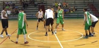 Amichevole Green Basket Palermo - Cefalù