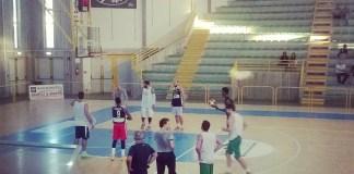 Amichevole Patti - Green Basket Palermo