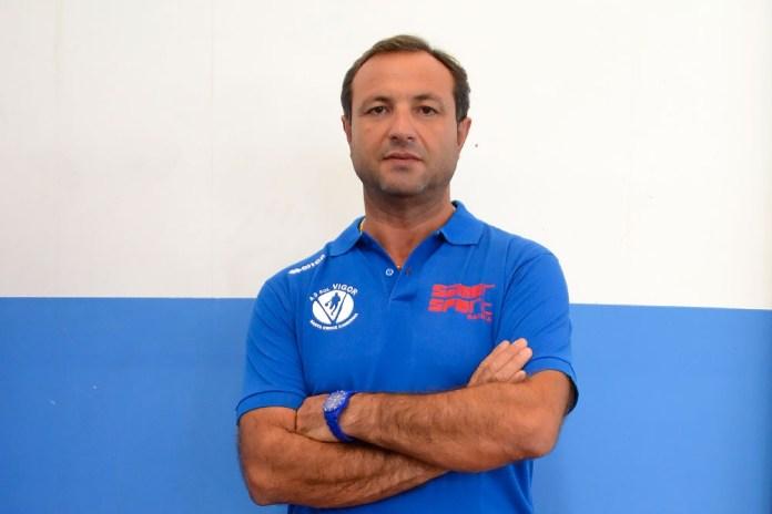 Coach Giancarlo Di Stefano
