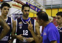 Coach Tonino Interdonato alla guida di Milazzo