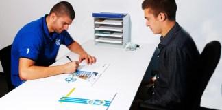 Stojanovic firma il contratto che lo lega all'Orlandina