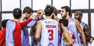 Aquila Basket Palermo festeggia