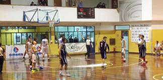 Pallacanestro Marsala - Basket School Messina