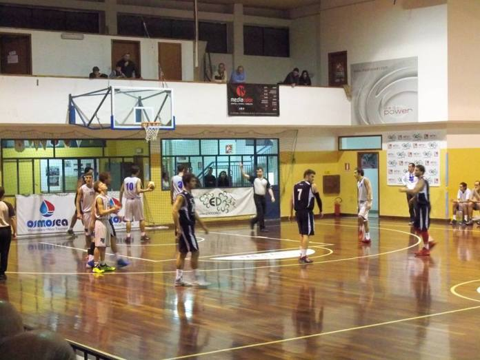 Pallacanestro Marsala - Basket School Messina