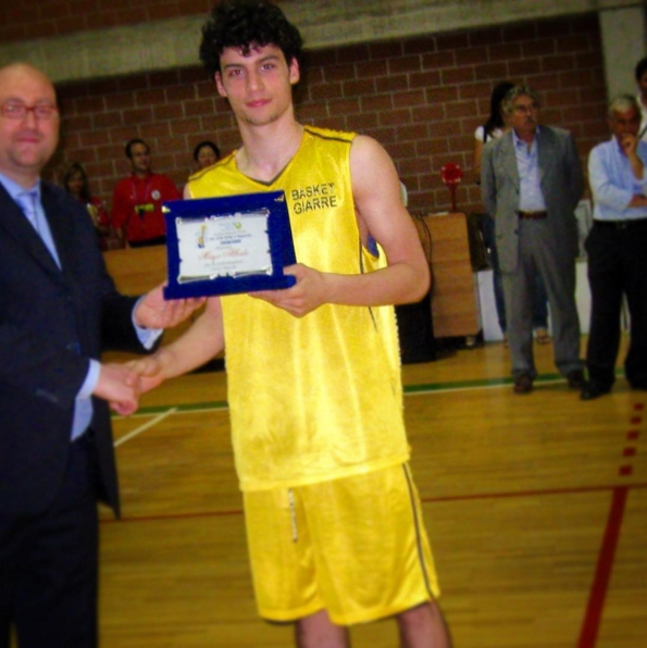 Alberto Marzo - Basket Giarre
