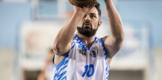 Claudio Cavalieri dell' Fp Sport Messina