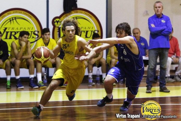 Gaspare Asta - Virtus Trapani - photo Joe Pappalardo