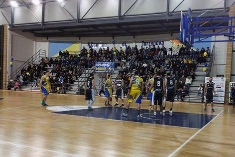 Cestistica Torrenovese - Sporting Club Adrano