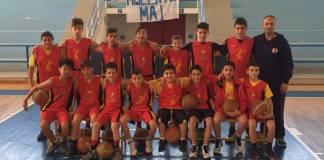U13 Lions Basket