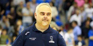 Coach Franco Ciani