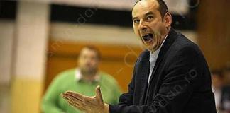 Coach Milan Nisic