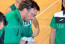 Coach Verderosa Green Basket Palermo