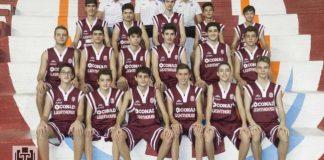 Under 15 Pallacanestro Trapani