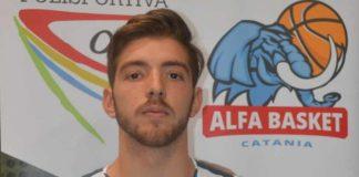 Cristiano Ferrara - Alfa Catania