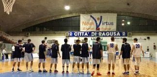 Playoff C Silver. La festa è della Virtus Ragusa, Green Basket costretto a gara 3