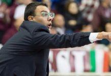 Matteo Jemoli assistant coach della Pallacanestro Trapani