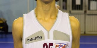 Andrea Venticinque del Basket Acireale