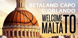 Betaland a Malta