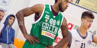 Darrin Williams del Green Basket Palermo