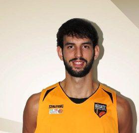 Marco De Angelis del Basket Barcellona