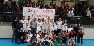 La Polisportiva Alfa festeggia i play off
