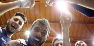 Lo Sporting S.Agata espugna il PalaNebiolo