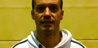 Peppe Grillo, coach della Nuova Pallacanestro Marsala