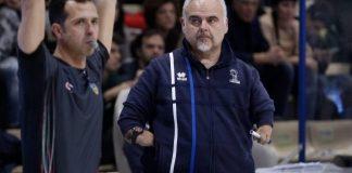 Franco Ciani coach della Fortitudo Agrigento