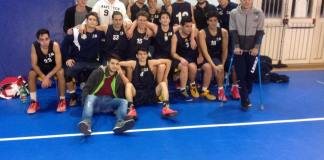 Basket Giarre Under 18